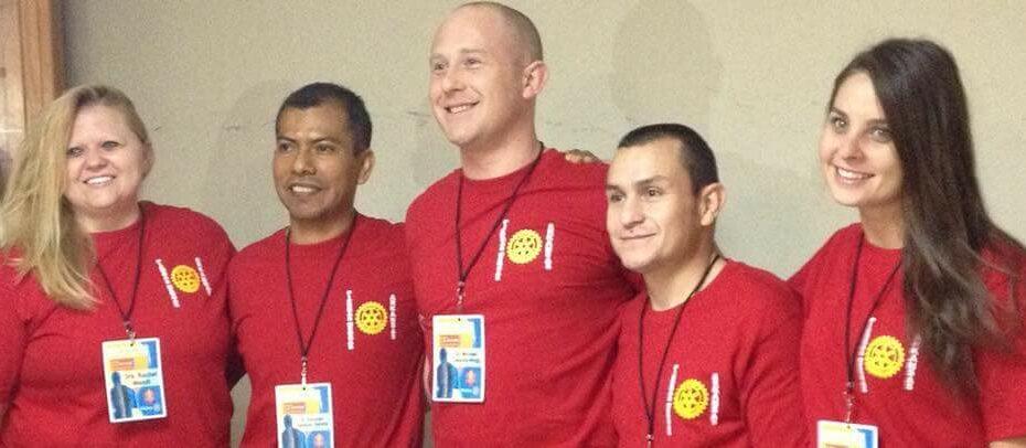 Chiropractic Mission Trip to Piedras Negras 2015