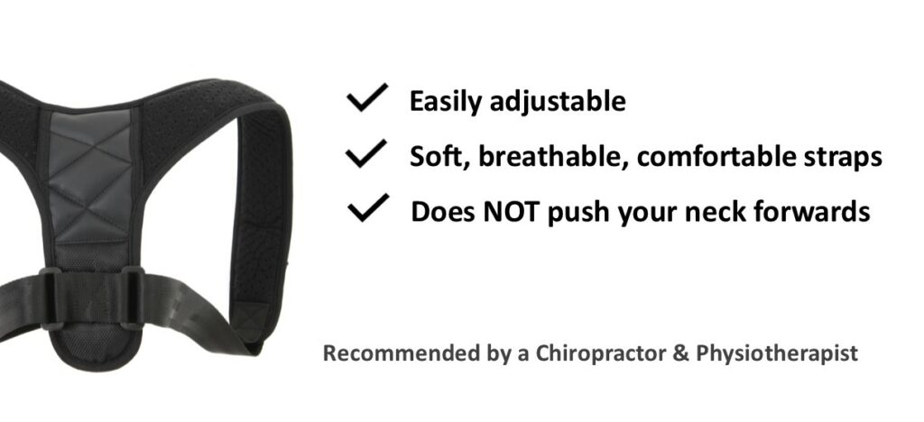 Posture Corrector High Quality Perfect Posture Kit